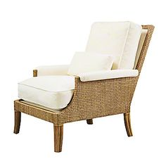 Mcguire Furniture-ORLANDO DIAZ-AZCUY UMBRIA LOUNGE CHAIR