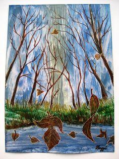 Enkaustika Painting, Art, Encaustic, Pictures
