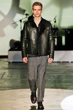 Iceburg FH12 Shirling Leather