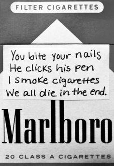 love art smoke malboro cigarettes cigarette marlboro camel sigarette sigaretta girls who smoke Cigarette Quotes, Smoking Quotes, Smoking Cigarettes Quotes, Malboro, Cigarette Aesthetic, Under Your Spell, Youre My Person, Aesthetic Grunge, Larry Stylinson