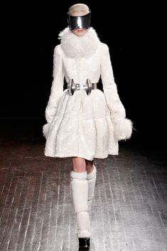 Sarah Burton for Alexander McQueen, Autumn/Winter 2012, Ready to Wear