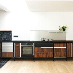 PJ MARES presents NOMAX their take on the world s best kitchen via interieur be- kitchen, design, love