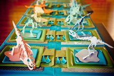 TurtleCraftyGirl: RAWR: Dinosaur Birthday Party