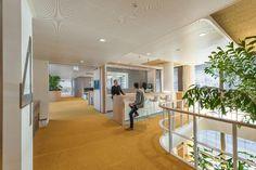 Bezoekerscentrum en kantoren De Nederlandsche Bank door Inbo - alle projecten - projecten - de Architect