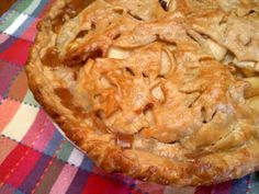 South Your Mouth: Mama's Apple Cider Pie
