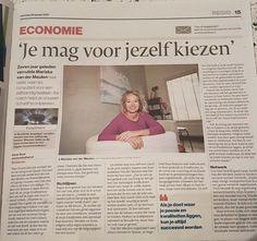 Interview met Mariska van der Meulen over passie, verlangens en ontwikkelen