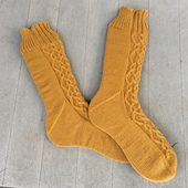 Ravelry: Bay of Quinte Socks pattern by Little Church Knits