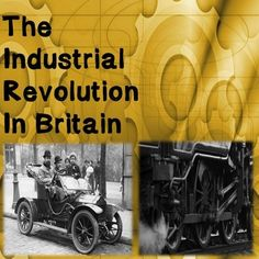 This lesson is designed to last for an hour of class time or longer. Students will be provided with background information about the Industrial Revolution in Britain. They will show what they know by completing engaging classroom activities and answering various depths of knowledge of questions related to the lesson.