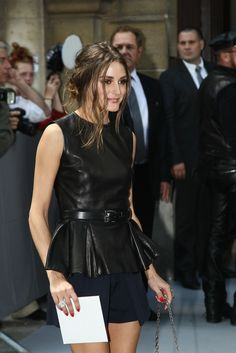 Olivia Palermo - Christian Dior: Arrivals - Paris Fashion Week Haute Couture F/W 2013