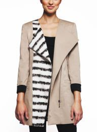 Available @ TrendTrunk.com CAITLIN POWER Outerwear. By CAITLIN POWER. Only $340.00!