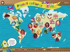 Planet Erde | Planet Earth | Kinder Apps | iPad iPhone