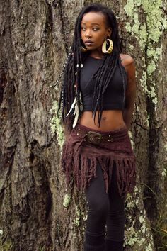 manakahandmade: Beautiful mixed media patchwork skirt handmade from crochet, velvet and cotton. All the pieces are hand dyed in earthy brown tones.●▬▬▬▬▬▬▬▬▬●✿●▬▬▬▬▬▬▬▬▬●Shop Manaka Collection Here : : : : :