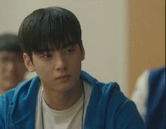 cha eun woo | Tumblr Drama Gif, Lee Dong Min, Cha Eun Woo Astro, Acting Career, Most Beautiful Man, Boyfriend Material, Love Of My Life, Actors & Actresses, Guys