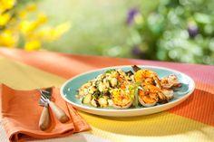 Grilled Shrimp Scampi Recipe : Bobby Flay : Food Network - FoodNetwork.com
