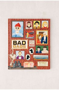 Bad Dads Art Inspired By The Films Of Wes Anderson Book