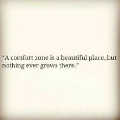 Step out of your comfort zone http://www.clicktheimagetoday.com/PinterestUmbrellaLeads :Original Description Here: #leadership #quote