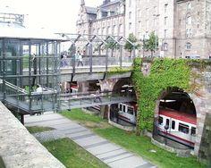 U-Bahn Opernhaus