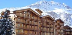 The Tsanteleina - An Alpine ski spa-hotel that truly lives up to its name in Val d'Isere - http://www.movemountainstravel.com/offer/the-tsanteleina/
