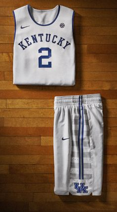 2014 Kentucky Nike Hyper Elite Dominance Uniform. Basketball ...