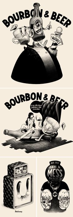 Bourbon and Beer - McBess
