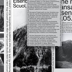 Studio Meili Vogt Conzett #visualidentity #ethzurich #asap by samuelbaenziger http://ift.tt/1Qm2lSS