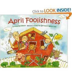 Really cute April Fool's Day book!