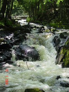 U.P. waterfalls