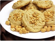 Chewy Peanut Butter Cookies  recipe from America's Test Kitchen