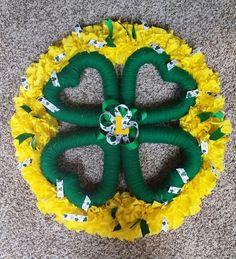 MARCH wreath
