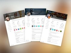 UX Visualization Examples & Tips – Personas to focus design efforts on primary use cases, challenges and opportunities.