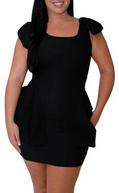 8e7a15b7ebd Sexy Snob. Sonnets (Plus Black). Curvy FashionWomens FashionPlus Size  FashionPlus Size Clothing StoresOnline Clothing StoresClothing WebsitesDress  ...