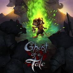 """Ghost of a Tale - recenzja gry. Około 5 lat temu za tworzenie gry wziął się animator, który pracował chociażby w Dreamworks (""""Książę Egiptu"""", """"Rybki z ferajny"""", """"Sinbad"""") i Universal Studios (""""Jak ukraść księżyc""""). Jego zbiórka na IndieGoGo okazała się sukcesem, dzięki czemu Ghost of a Tale mogło ukazać się w 2016 roku we wczesnym dostępie. Już. Gamerweb.pl"""