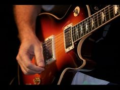 Learn slow blues soloing guitar lesson Gary Moore inspired licks out of phase tone on a Les Paul - YouTube