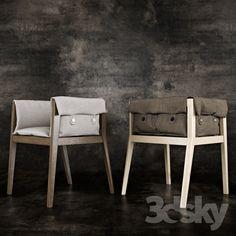 3d models: Chair - In Dress - Chair