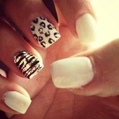 My next nail design