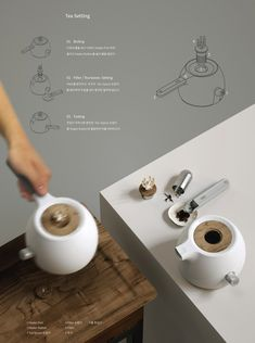 The Alter of Tea | Yanko Design