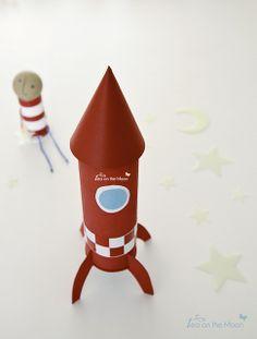 Cohete y boy final by Tea on the moon ♥ begoña ♥, via Flickr