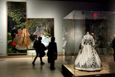 'Impressionism, Fashion and Modernity,' at the Metropolitan Museum of Art, Feb 26 - May 27 2013 - NYTimes.com