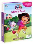 Dora the Explorer: Where is Tico? (My Busy Books Series)