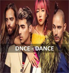Dance Guitar Chords & Lyrics by Dnce  #dance #dnce #anyguitarchords