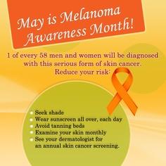 cd3acaf7b3d 129 Best Melanoma images in 2013   Cancer awareness, Cancer ...