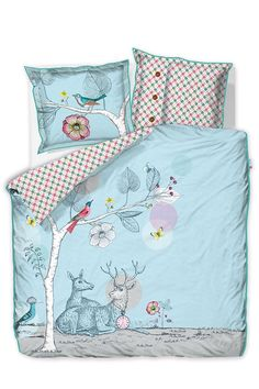 PiP My Deerest | Blue bedding | PiP Studio ©