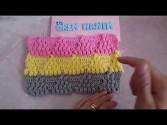 Popcorn Bebek Battaniyesi Yapımı - YouTube