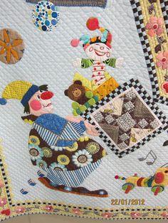 Tokyo Quilt Festival 2012 - Mazie Chan - Álbumes web de Picasa