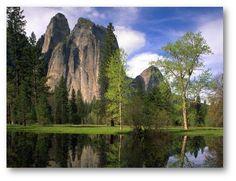 Divagar sobre tudo um pouco: Parque Nacional de Yosemite