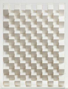 "architectureland:  New Platonic"" work by self-taught ""paper... | #saltstudionyc"