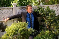 """Such a nice day, I figured I'd sneak out my window and... pretend I'm a snake."" #RyanKing #GoOn"
