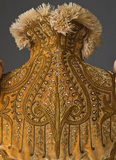 Textiles, Tailoring and Trim: 'Fashioning Fashion' at LACMA | Design | Agenda | Phaidon