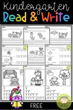 Teaching Kindergarten Can Take Your Time Away Like Zap! So Take This images ideas from All About Kindergarten Kindergarten Handwriting, Free Kindergarten Worksheets, Kindergarten Writing, Kindergarten Classroom, Writing Activities, Kindergarten Websites, Classroom Ideas, Kindergarten Morning Work, Kindergarten Readiness