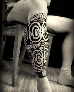 Die 47 Besten Bilder Von Tattoo Wade Manner Polynesian Tattoos